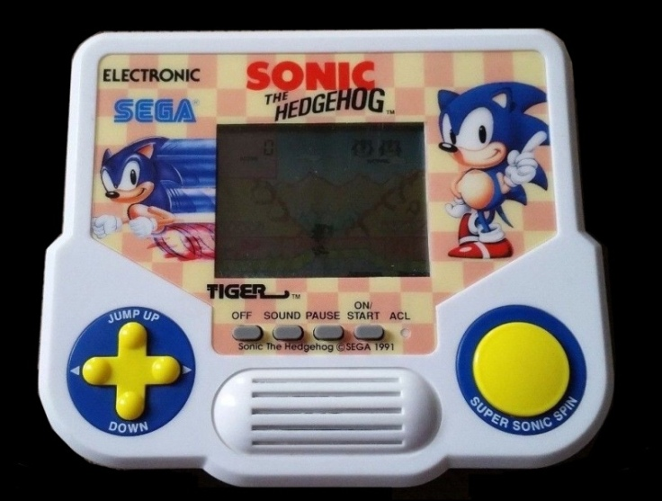 Tiger Electronics - Sonic the Hedgehog